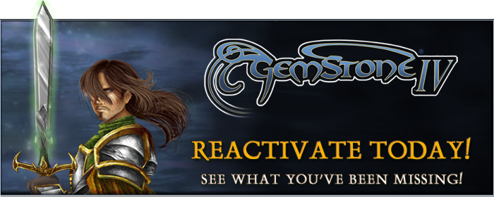 Reactivate Today!
