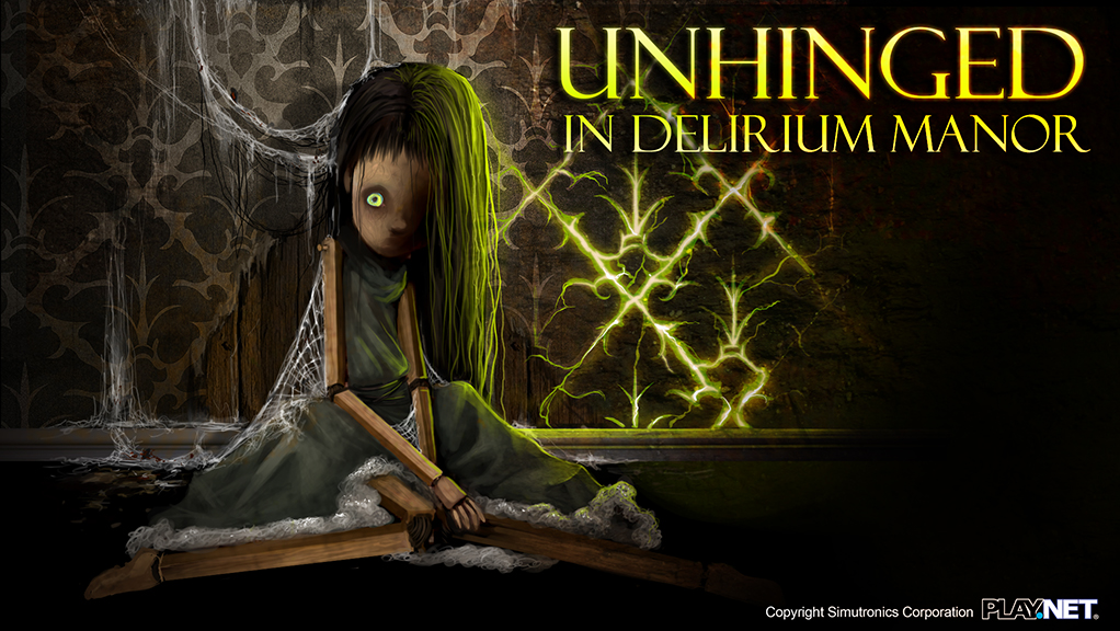 Unhinged in Delirium Manor